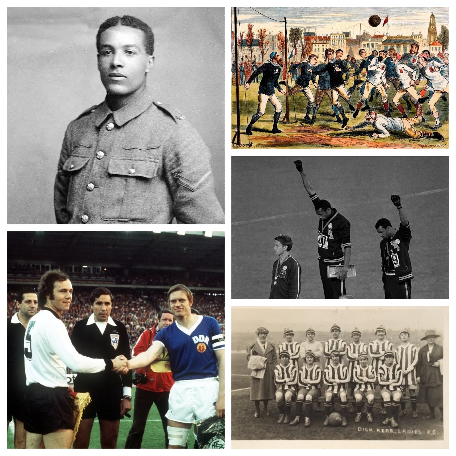 Sports' History and the School Curriculum - An Important