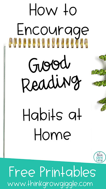 reading tips for parents pdf printout free