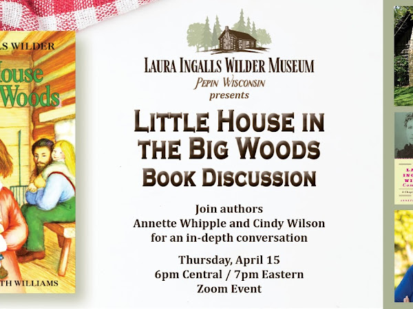 A Recording of Little House in the Big Woods Book Discussion