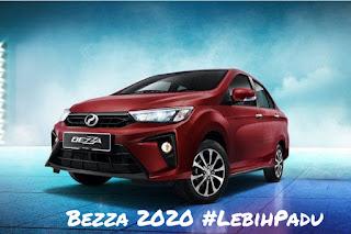 Bezza 2020 #LebihPadu