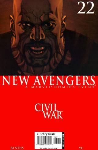 Civil War: New Avengers #22 PDF