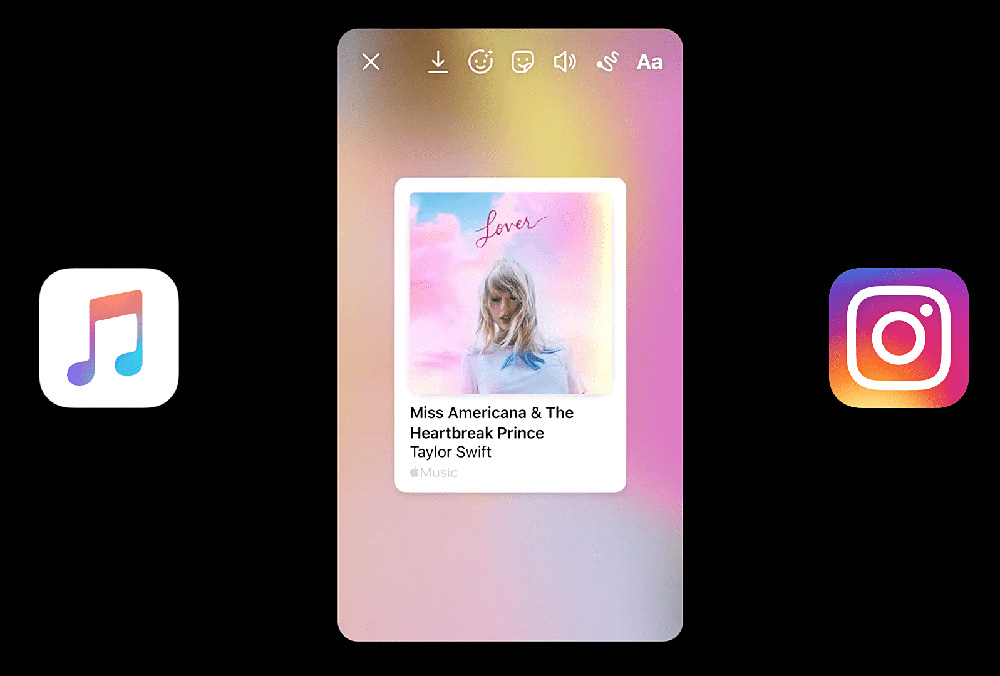 share-songs-from-apple-music-on-instagram2