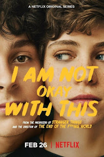 I Am Not Okay with This (2020) Netflix Series Download Season 1 All Episodes In Hindi Dual Audio 480p WEB-DL