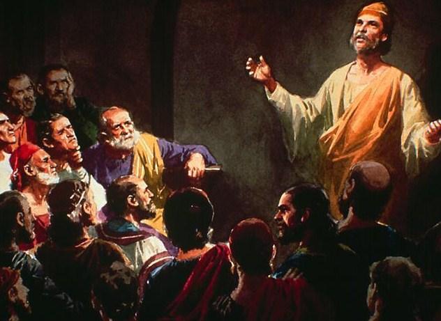 Obrolan Nggladrah tentang Nabi Palsu