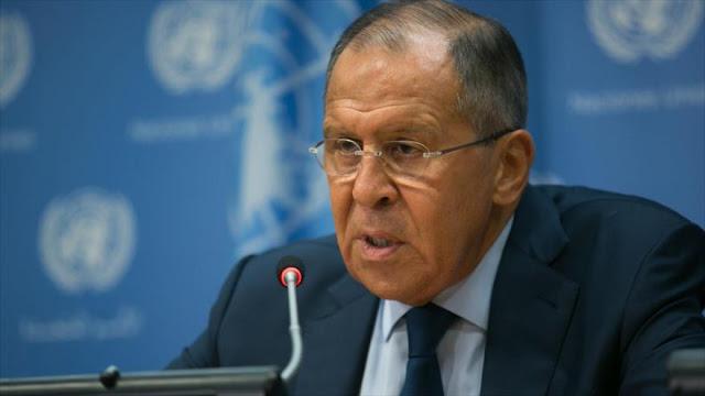 Rusia invita a EEUU, OTAN y UE a una cooperación honesta