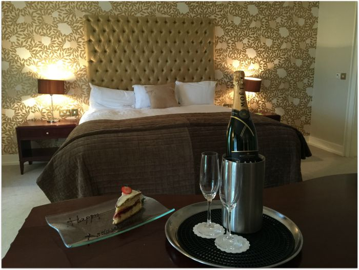 Anniversary treats at The Lodge Ashford Castle