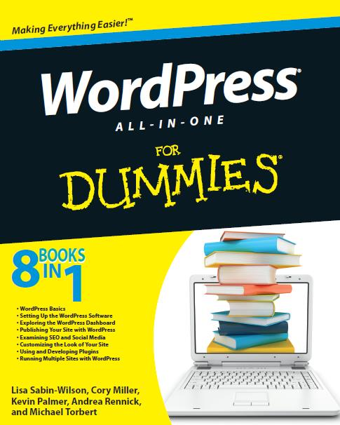 WordPress® All-in-One For Dummies®
