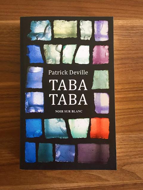 """Recenzje #180 - """"Taba Taba"""" - okładka książki pt. """"Taba Taba"""" - Francuski przy kawie"""
