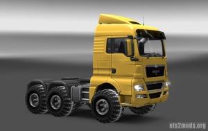 High wheels ETS 2 Mod