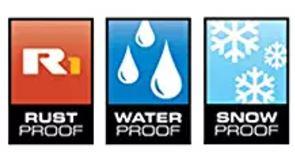 rust proof logos