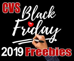 cvs black friday freebies