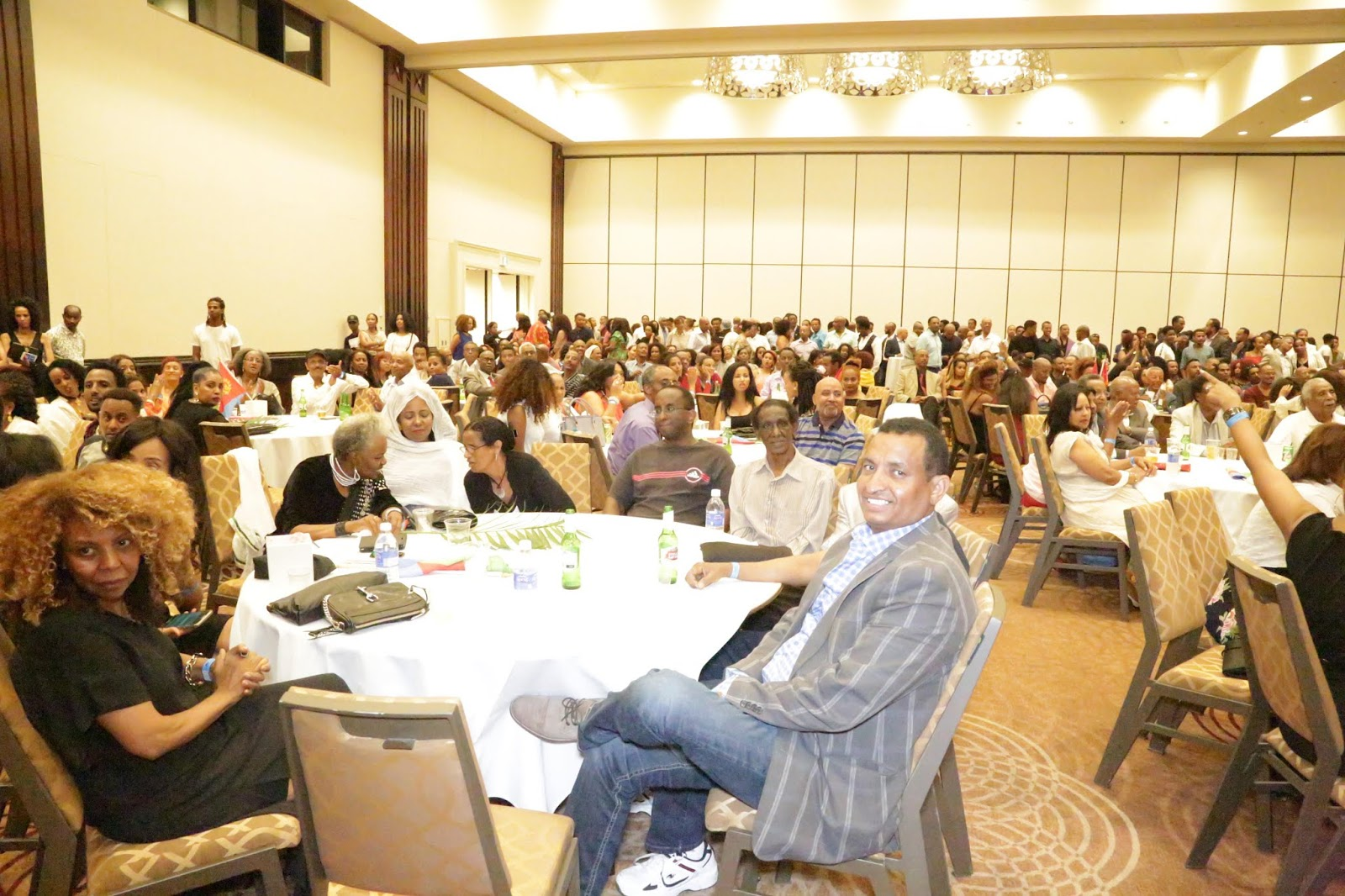 <Eritrean nationals in Toronto concluded their 18th annual Eritrea Festival