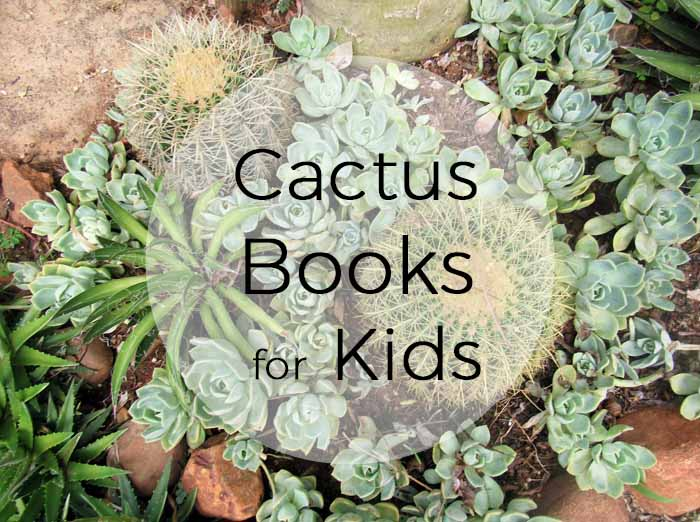 Three fabulous cactus books for kids. Two fiction and one non-fiction. Also includes a free cactus colouring page. GradeONEderful.com