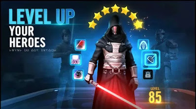 Star Wars: Galaxy Of Heroes v0.23.46 MOD APK [Unlimited Energy/No Skills CD] Download Now