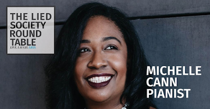 The Lied Society Presents Michelle Cann