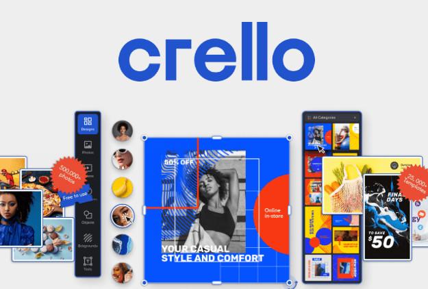 crello graphic tool image creator
