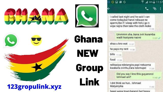Join 600+ Ghana WhatsApp Group Links 2020
