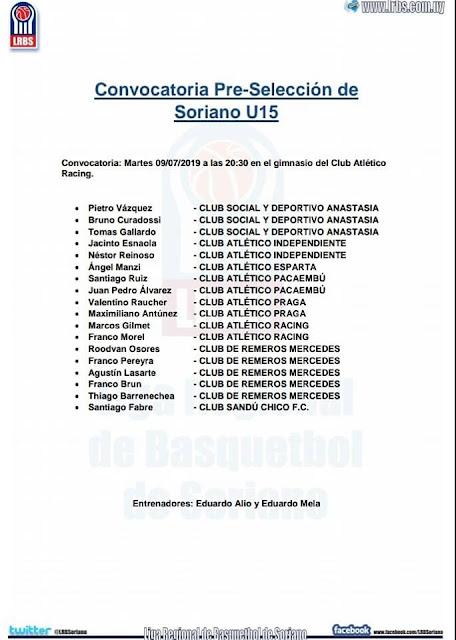 Liga Regional de Basquetbol Soriano