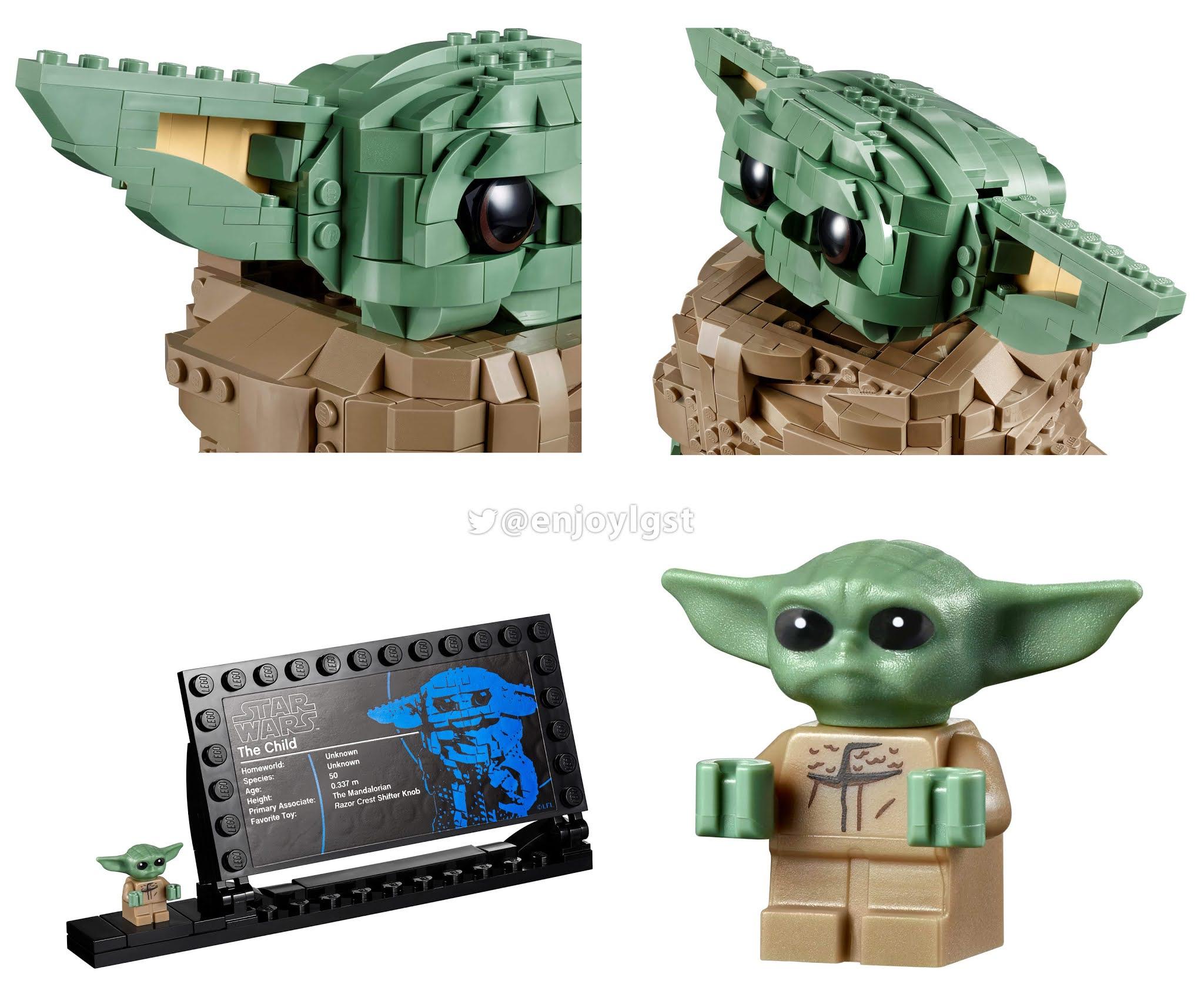 75318 ザ・チャイルド(マンダロリアン):レゴ(LEGO) スター・ウォーズ:製品・価格情報