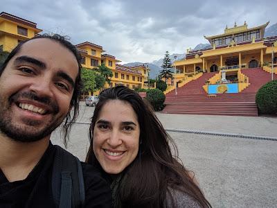 Alejandro y Naroha