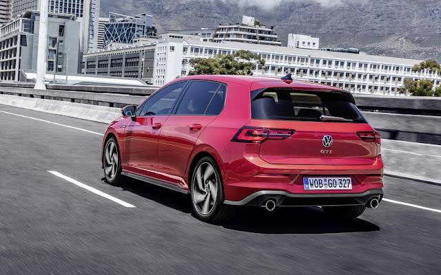 Novo VW Golf GTI Mk8