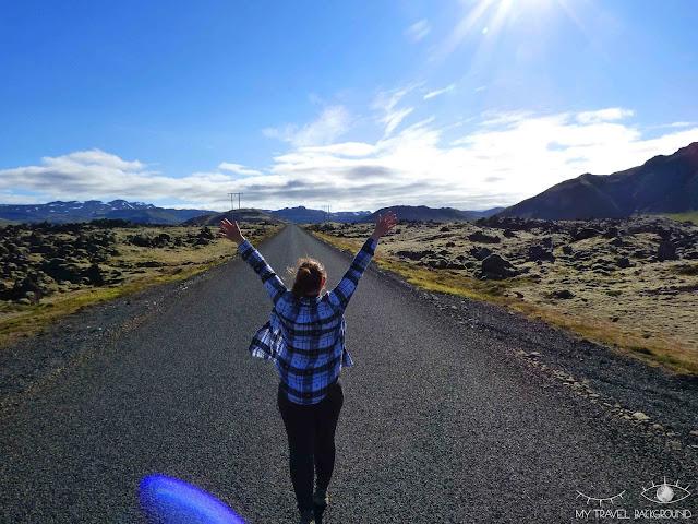 My Travel Background : les items de ma Bucket List - Faire un Road Trip en Islande