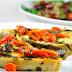 170 Συνταγές Μαγειρικής και Ζαχαροπλαστικής από το Άγιον Όρος: Ψάρια στον φούρνο με αγριόπρασα