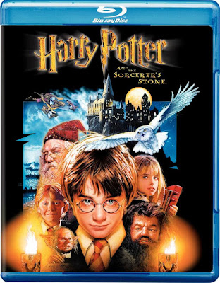 Harry Potter and the Sorcerer's Stone 2001 480p 350MB Blu-Ray Hindi Dubbed Dual Audio [Hindi – English] MKV