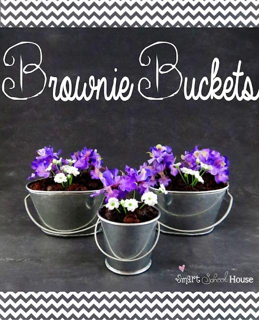 Brownie Buckets