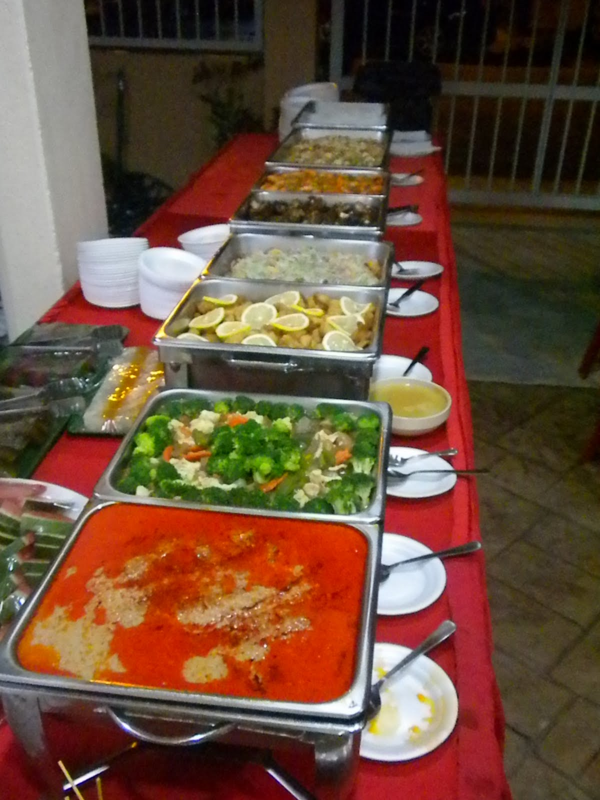 Restaurant And Catering Services