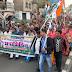 এনআরসি ও সিএএ-এর বিরোধিতায় গলসিতে তৃণমূলের বিশাল প্রতিবাদ মিছিল