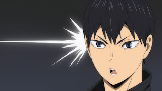 "Hellominju.com : ハイキュー!! アニメ 第4期 6話 昂揚   Haikyuu!! Season4 Ep.6 Haikyuu!! ""Enhancements""    Hello Anime !"