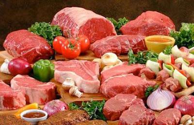 Top 17 thực phẩm giúp tinh trùng luôn khỏe mạnh thịt đỏ