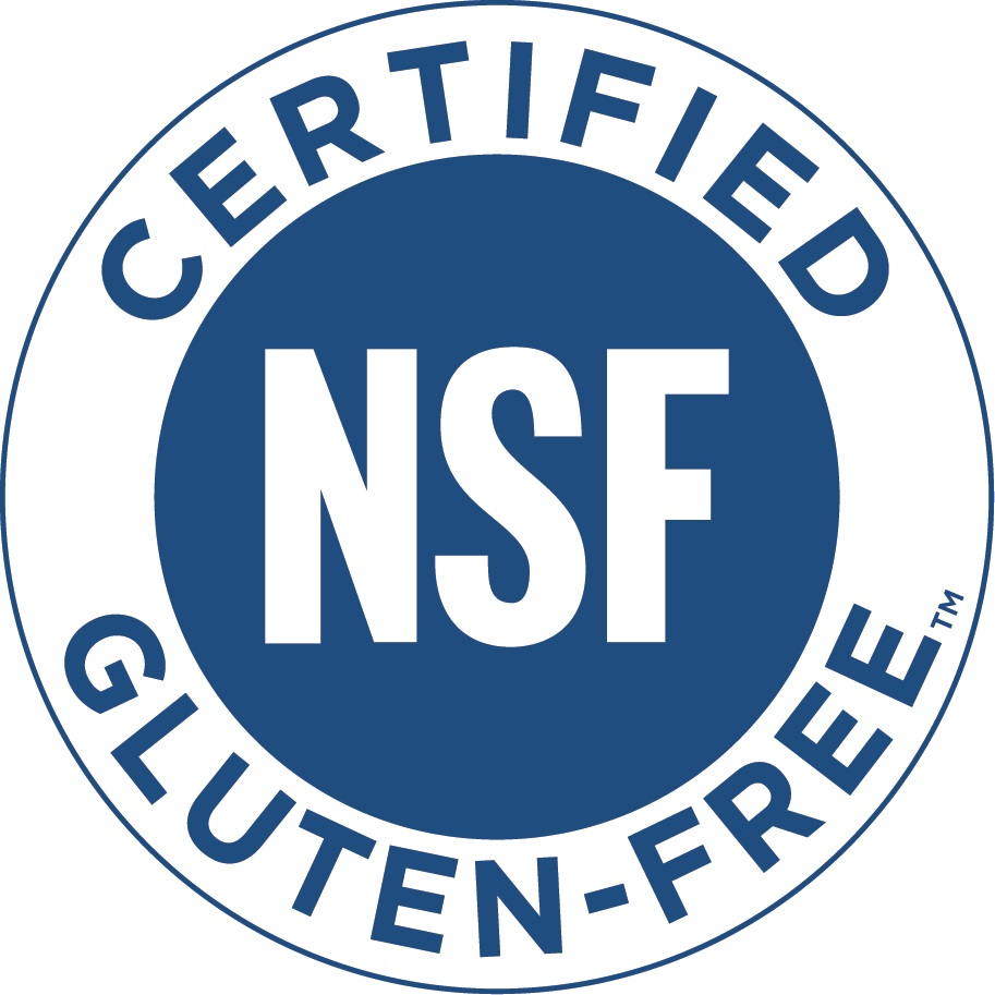 Nsf Gluten Free Certification Program Mi Gluten Free Gal