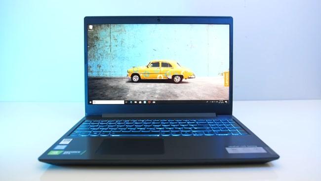 Lenovo IdeaPad L340 laptop under Rs 50K in India.