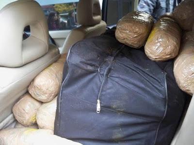 214 κιλά χασίς στα χέρια της Δίωξης Ναρκωτικών Ηγουμενίτσας