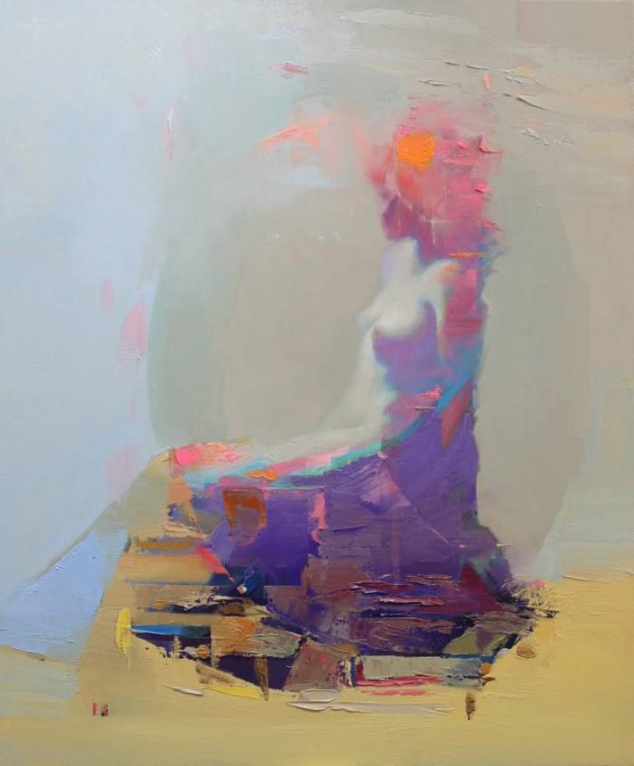 Корейский художник. Taeil Kim