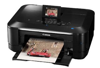 Canon PIXMA MG8140 Driver Free Download