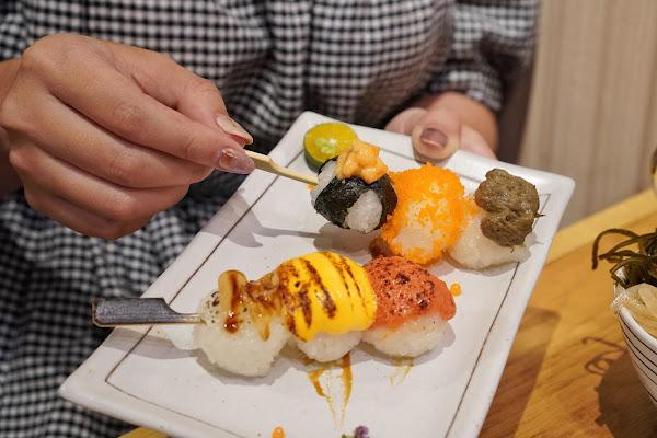 台南南區美食【伊豆讚壽司專賣】餐點介紹-悅黿
