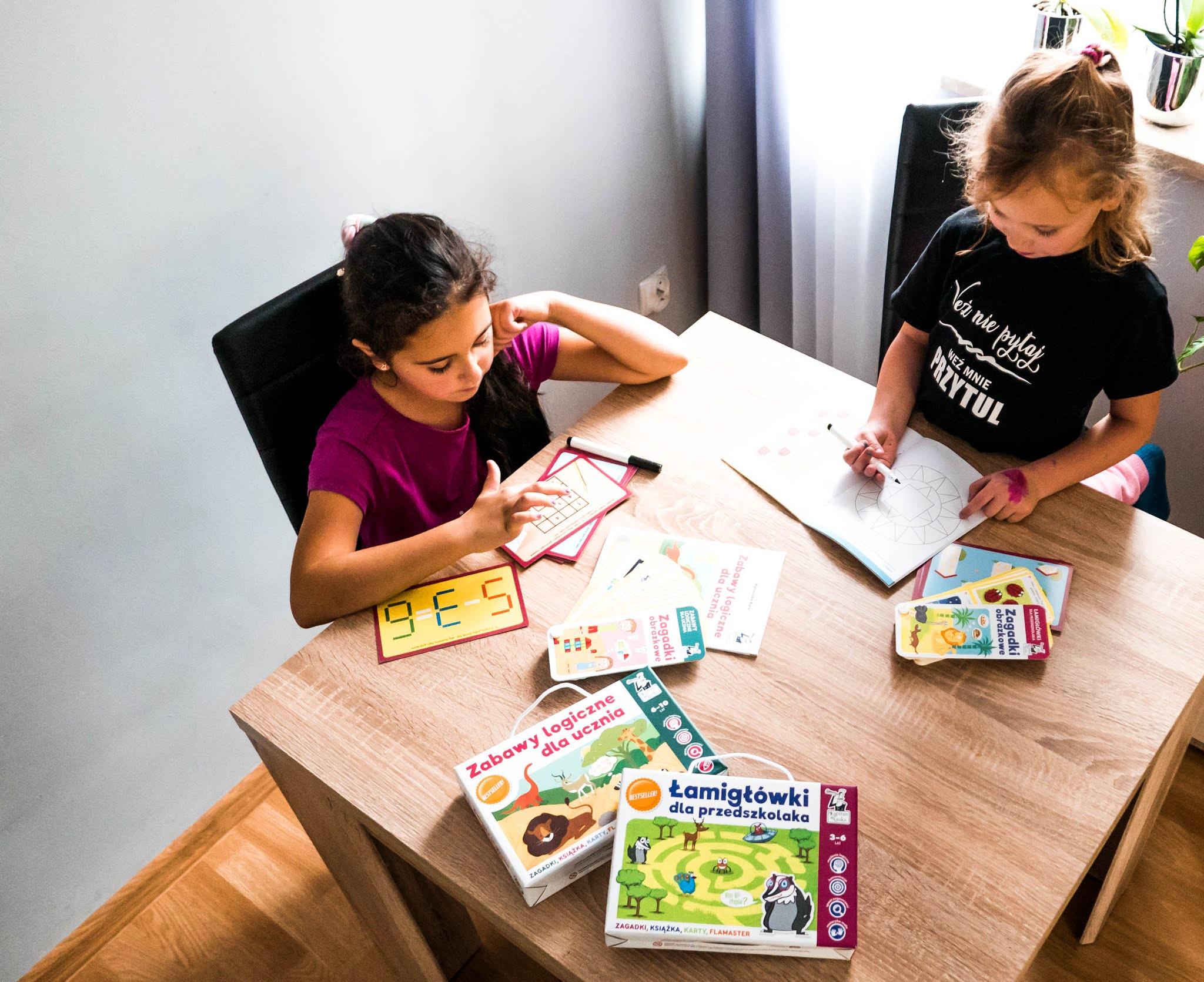 Jakie gry edukacyjne dla dzieci polecacie?