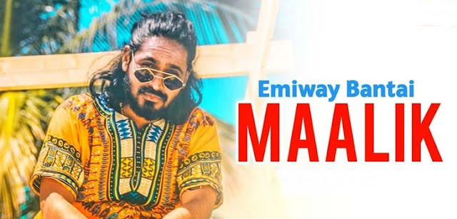Maalik Lyrics - Emiway Bantai