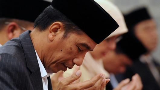 Tempat Ibadah Jadi Bangunan Pertama di Ibu Kota Baru, Jokowi: Supaya Berkah