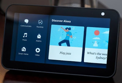 amazon echo show, amazon echo show 5, amazon new technology gadgets, Amazon uses, Echo Show 5 $89.99, echo show 5 review, new products on amazon, Show 5, technology news, good deals, the reviews,