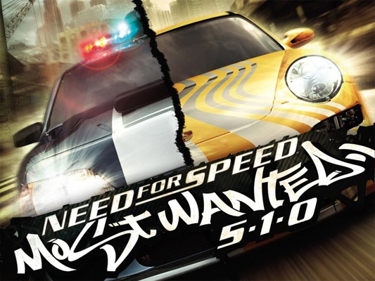 NEED FOR SPEED - MOST WANTED 5-1-0 | PPSSPP