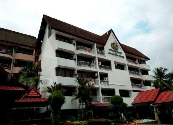 Intekma resort & convention centre shah alam harga
