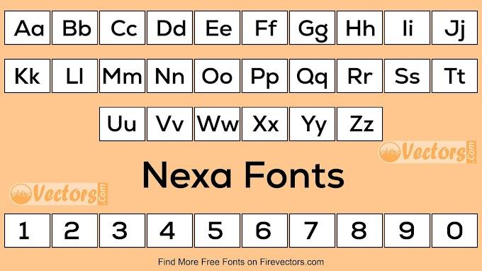 Nexa Fonts