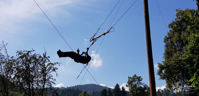adrenalina skok wachadłowy
