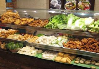 Yong tau foo makanan khas singapura
