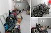 Detenido por el robo en trasteros de Barakaldo y Getxo y recuperado un gran volumen de objetos robados