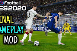New Mod Gameplay Patch FINAL - PES 2020
